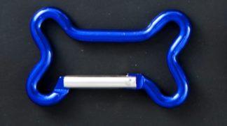 Moschettone Osso in alluminio colorato