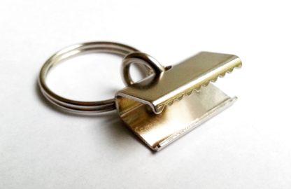 Accessorio portachiavi con canalina 20mm