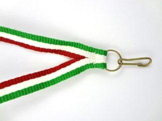 Nastri tricolore per premiazione sportiva (100pz)